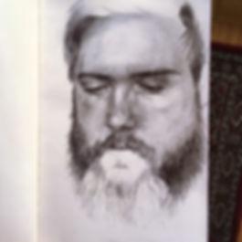 Zach Tuinman self portrait