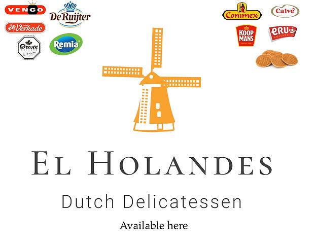 Dutch food/stroopwafels