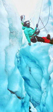 Crevasse Rescues in Washington