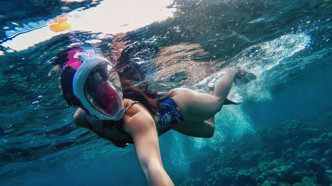 Snorkeling in Trinidad & Tobago