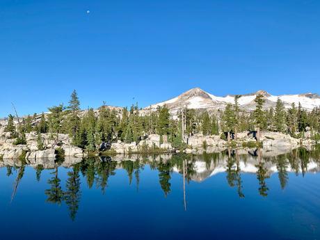 Lake in the Woods, California
