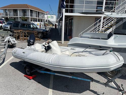 Zodiac 420 Yachtline