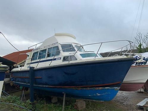 1980 Aquastar Sea Ranger 33