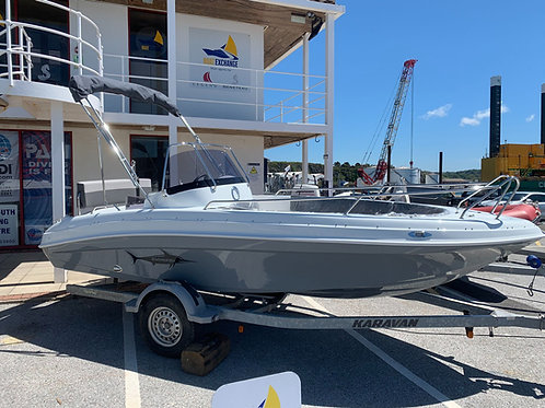 Swordfish 545 Pilot