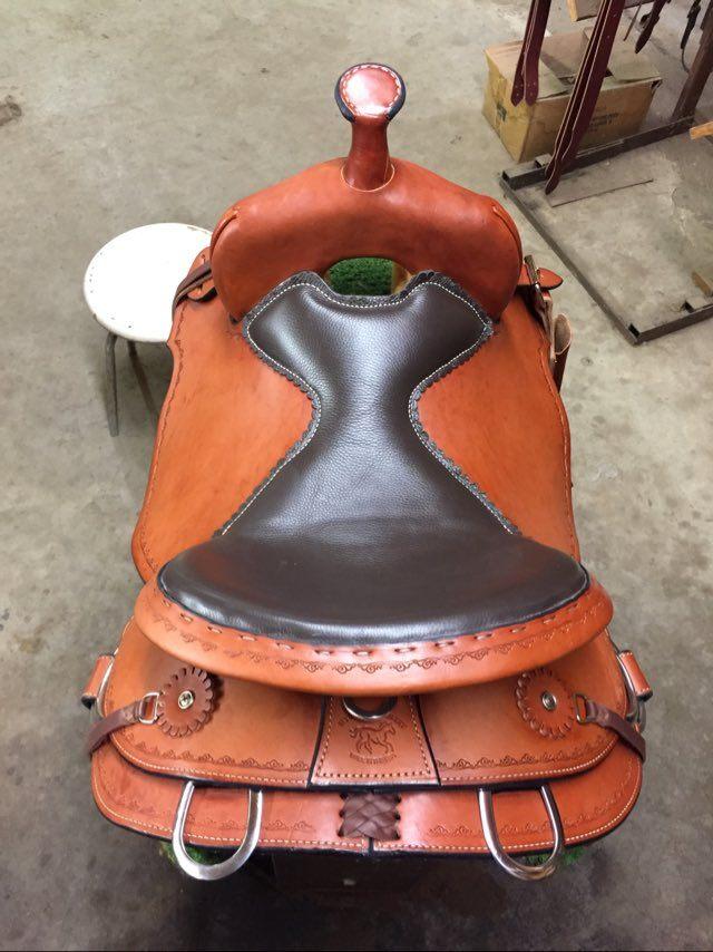 Saddle 1571 - 3