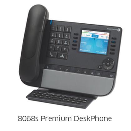 Alcatel-Lucent IP Telefon model Premium 8068 Bluetooth
