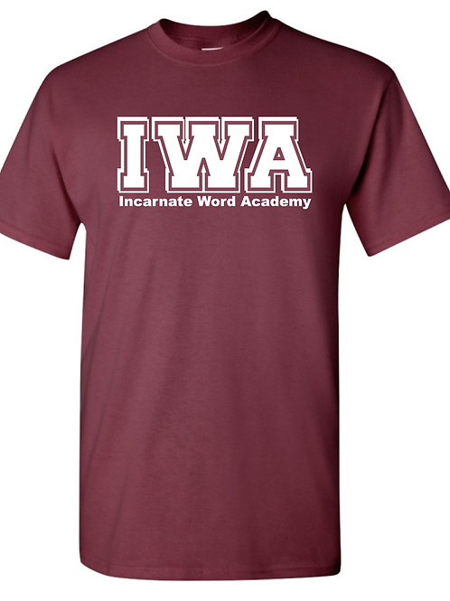 I.W. A Short Sleeve T-shirt