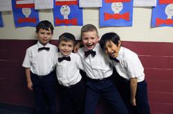 IWA 4 Boys Laughing