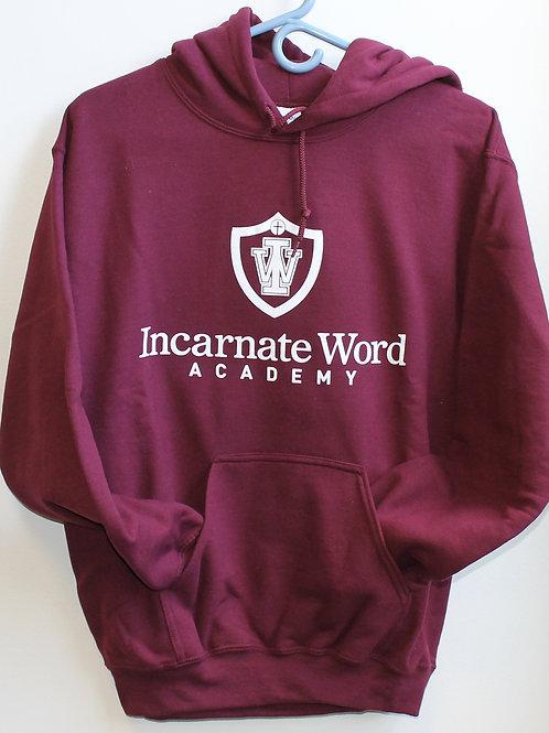 IWA Logo Hoodie Sweatshirt