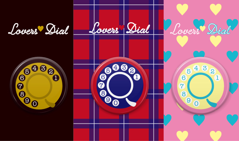 Lovers♥Dial