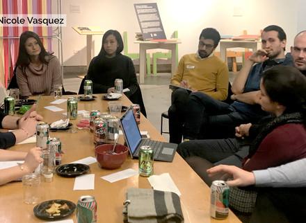 Fall 2017 — Workshop #6 Season Finale: Coworking