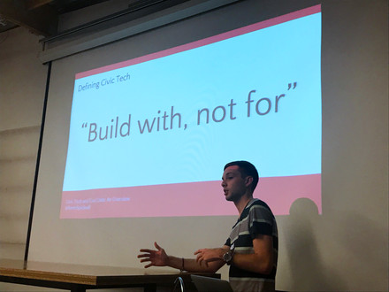 Fall 2017—Workshop #5: Civic Tech