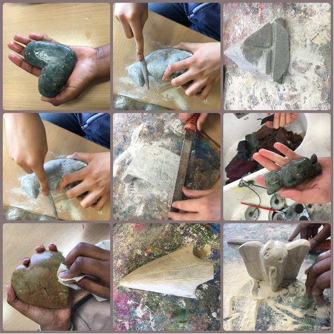 Atelier Sculpture de la pause méridienne