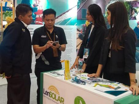 LenSOLAR di Indonesia Properti Expo 2019