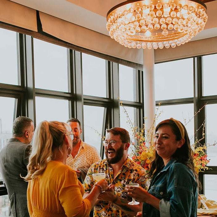 Loft Cocktail Party