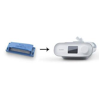Filtro reutilizável linha DreamStation - Philips Respironics