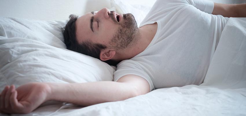 Sintomas Apneia do Sono