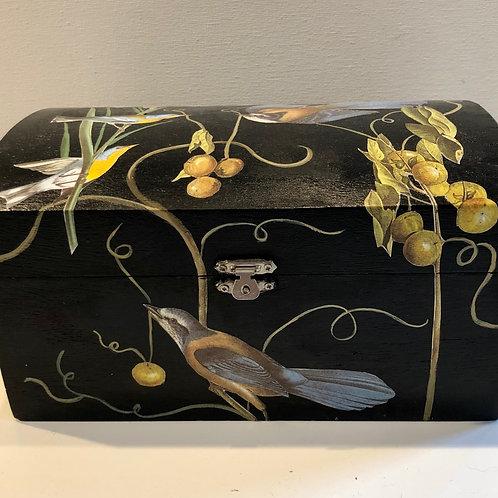 Bird Box Découpage I