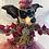 Thumbnail: Dog Tree Topper Rose - SOLD