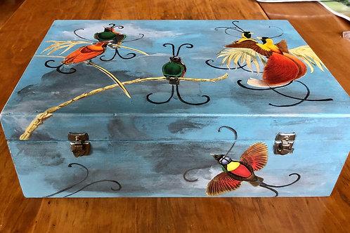 Bird Box Découpage II