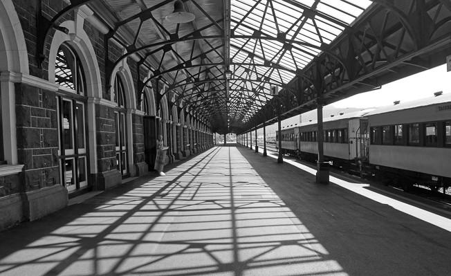 Dunedin Railway Station - Dunedin