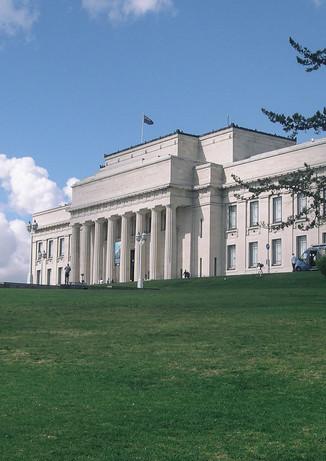 Auckland Museum - Auckland