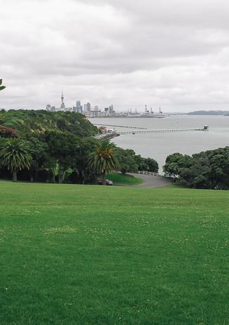 Bastion Point - Auckland