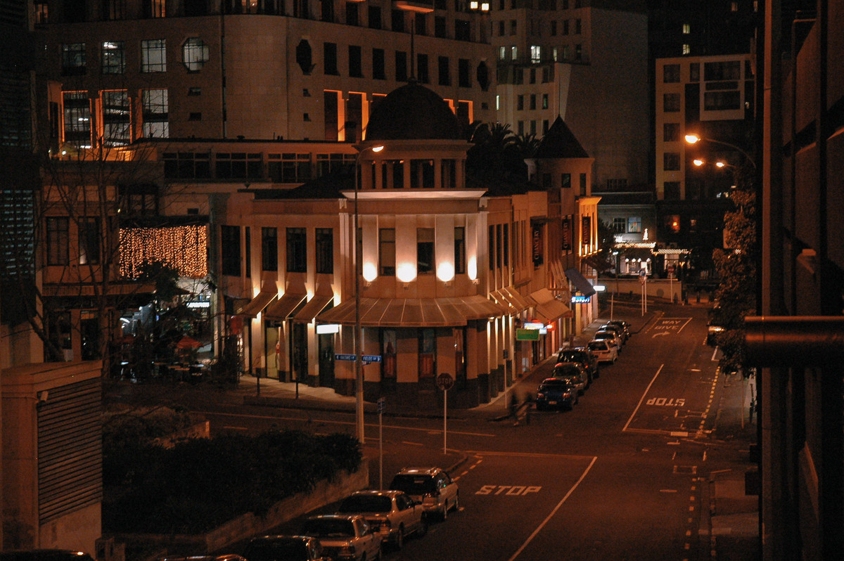 Chancery - Auckland