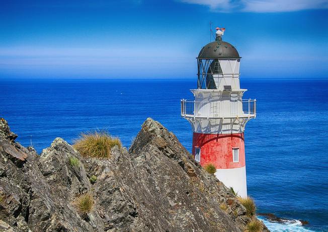 Cape Palliser Lighthouse - Wairarapa