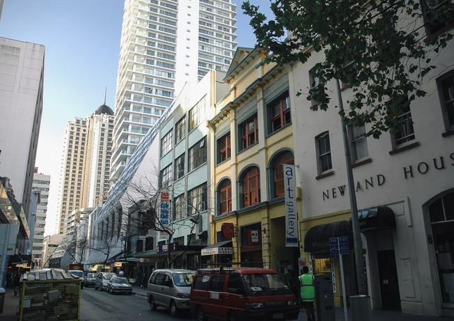 Lorne St - Auckland