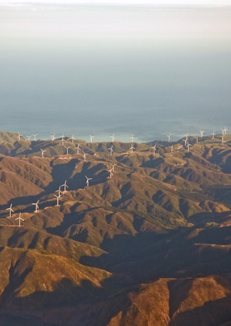 Makara Wind Farm - Wellington