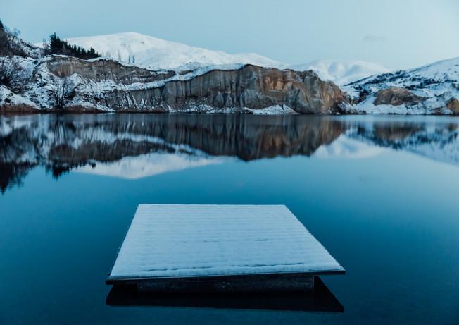 St Bathans Blue Lake