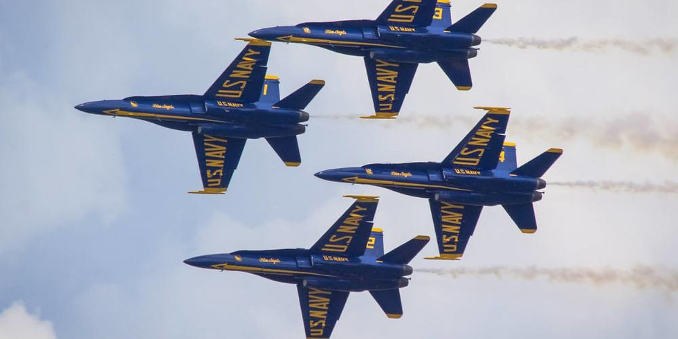 Blue Angels Homecoming Shows