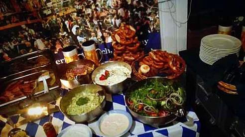 Oktoberfest-kattaus