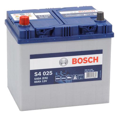 Аккумулятор BOSCH S4 60.1 (560 411 054) яп.ст