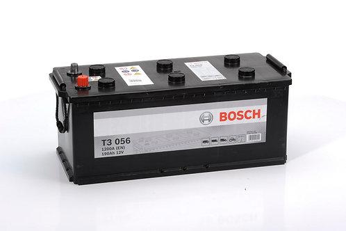 Аккумулятор BOSCH T3 6CT-190 (690 033 120) росс.конус