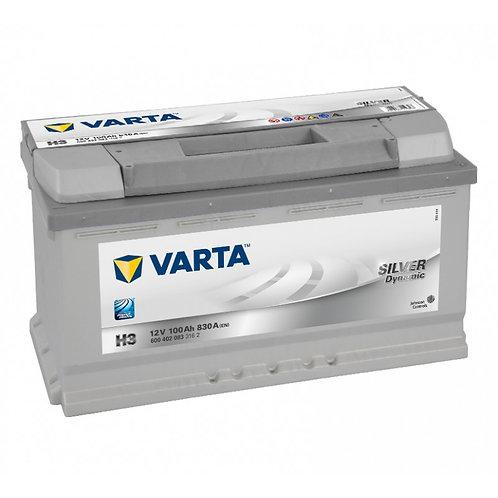 Аккумулятор Varta Silver Dynamic 6СТ-100.0 (600 402 083)