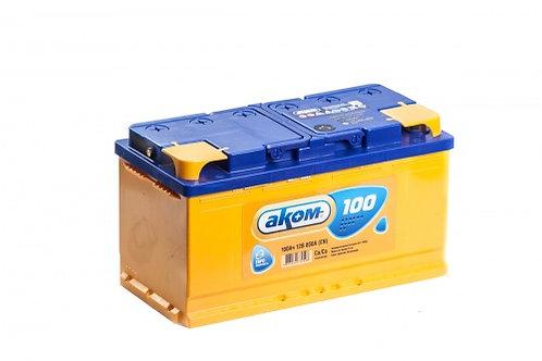 Аккумулятор АКОМ 6СТ-100.0