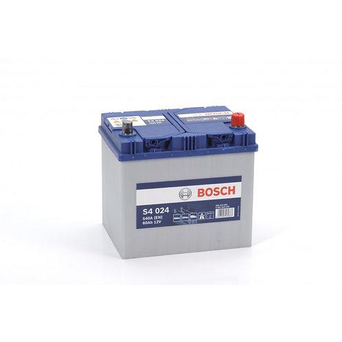 Аккумулятор BOSCH S4 60.0 (560 410 054) яп.ст