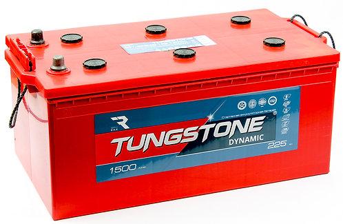 Аккумулятор TUNGSTONE DYNAMIC 6СТ - 225 евро. конус