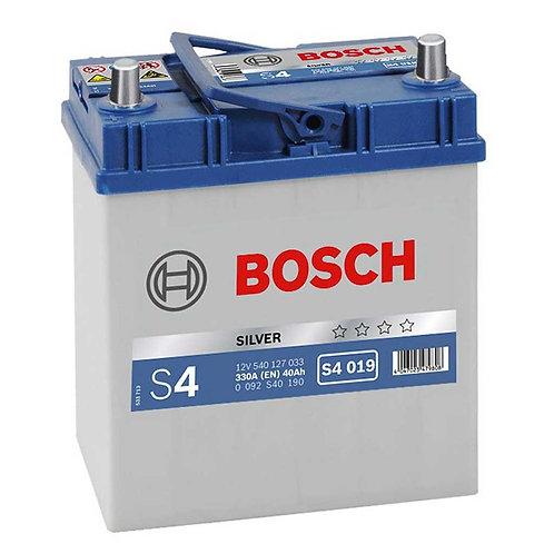 Аккумулятор BOSCH S4 40.1 (540 127 033) яп.ст/тонк.кл