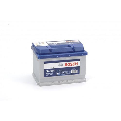 Аккумулятор BOSCH S4 60.0 (560 409 054) низкий