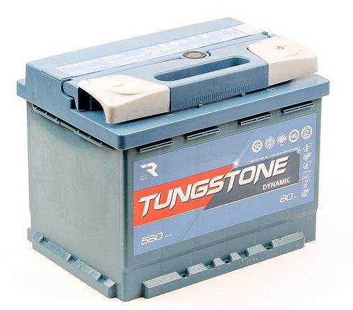Аккумулятор TUNGSTONE DYNAMIC 6СТ -60.0