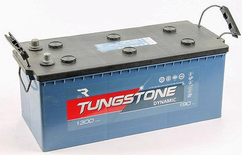 Аккумулятор TUNGSTONE DYNAMIC 6СТ-190 евро. конус