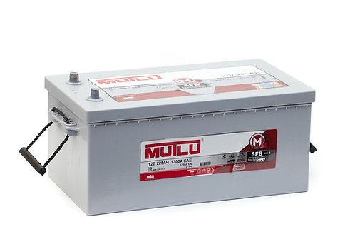 Аккумулятор Mutlu SFB M3 6СТ-225 евро.конус