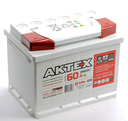 Аккумулятор АКТЕХ 6СТ-60.0 L3