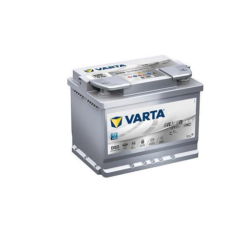 Аккумулятор Varta Start-Stop Plus 6СТ-60.0 (560 901 068) AGM