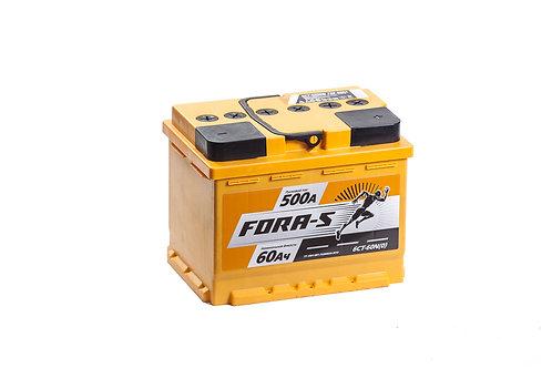Аккумулятор FORA-S 6СТ -60.0