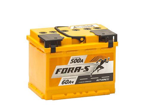 Аккумулятор FORA-S 6СТ -60.1