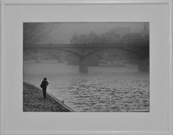 """""""Morning. Paris. Seine"""""""